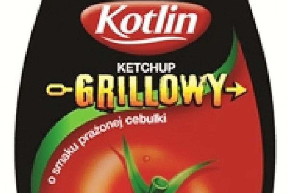 Ketchupy Kotlin o smaku prażonej cebulki i boczku