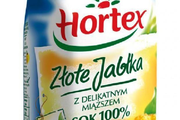 Hortex: Na nasyconym rynku soków, nektarów i napojów jest miejsce na innowacje