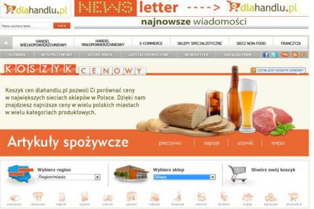 Koszyk cen: Wśród dyskontów najtańsza okazała się sieć Netto