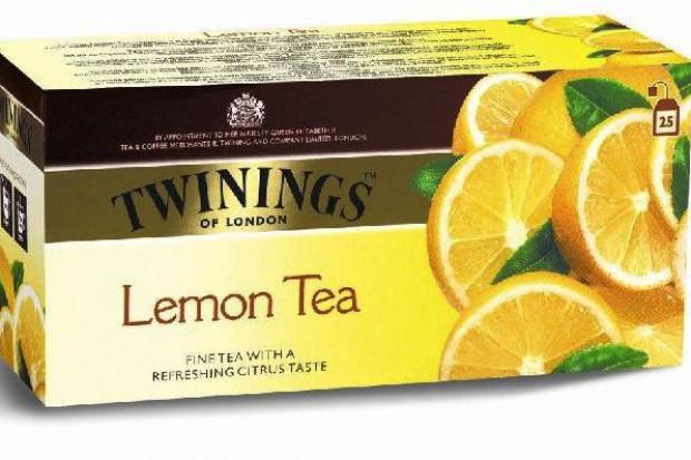 Herbaty Twinings w nowych szatach graficznych
