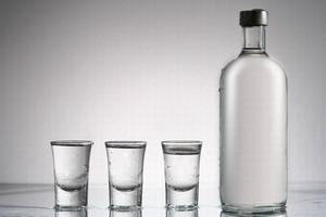 Coraz ostrzejsza konkurencja na rynku wódki