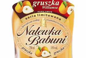 Gruszkowa Nalewka Babuni