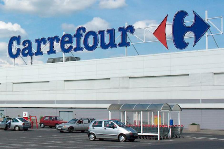 Sprzedaż Carrefoura w Polsce w I kw. wyniosła prawie 0,5 mld euro