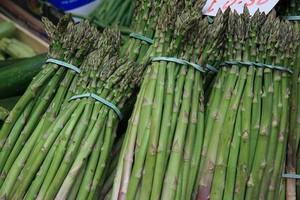 Globalna produkcja szparagów wykazuje tendencję spadkową