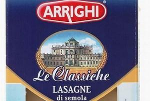 Włoska lasagne od Arrighi