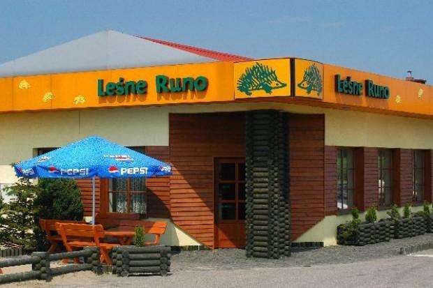 Leśne Runo wygrało przetarg na restaurację przy stacji paliw Orlen