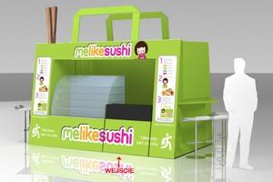 Me Like Sushi startuje w Warszawie