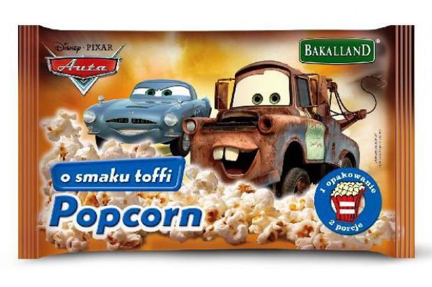 Popcorn od Bakalland i Disney