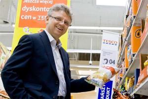 Wywiad: TESCO będzie rosnąć