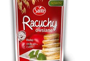 Racuchy owsiane Sante