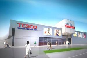 Tesco najemcą nowego centrum handlowego w Starachowicach