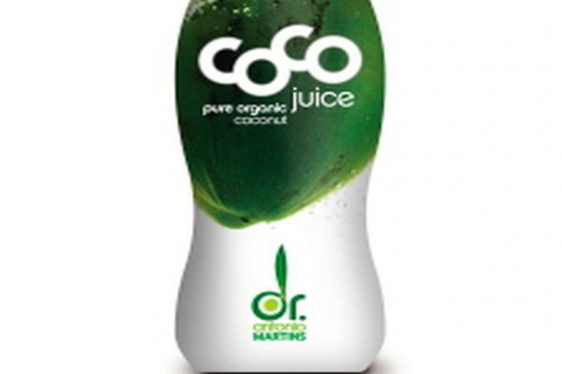 Coco Juice w nowej butelce