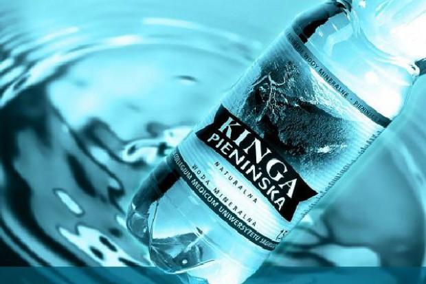 Sprzedaż wody Kinga Pienińska wzrośnie w tym roku o 10-15 proc.