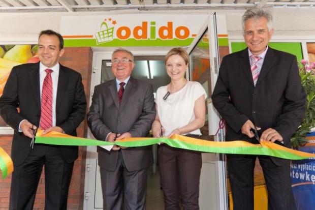 ODIDO otworzyło 1000 sklepów w ciągu roku