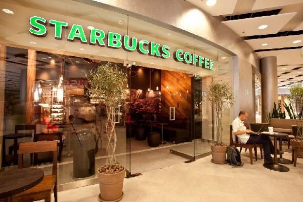 Starbucks w jednym z najwyższych budynków w Polsce