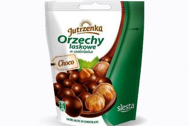 Nowa linia bakalii w czekoladzie od Jutrzenki