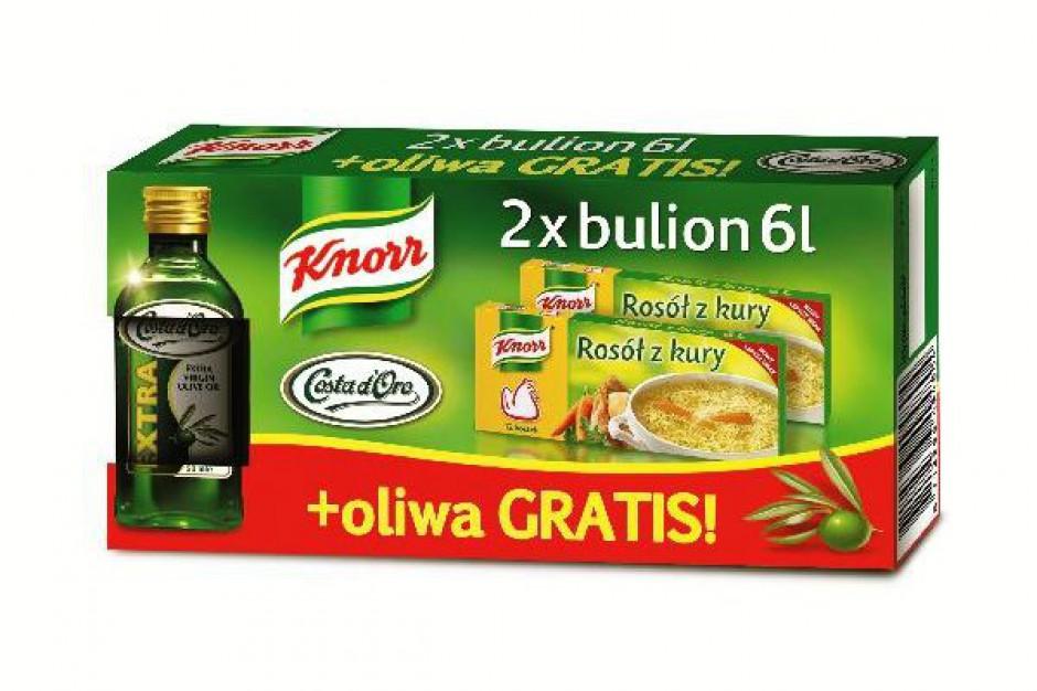 Promocyjne zestawy Knorr
