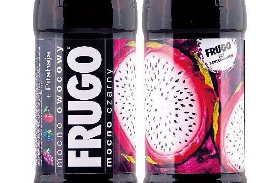 Frugo liderem kategorii napojów w szklanych butelkach?