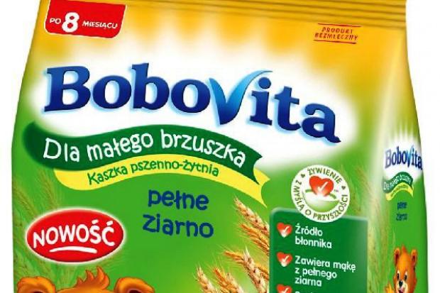 Kaszka pszenno-żytnia Pełne Ziarno od BoboVity