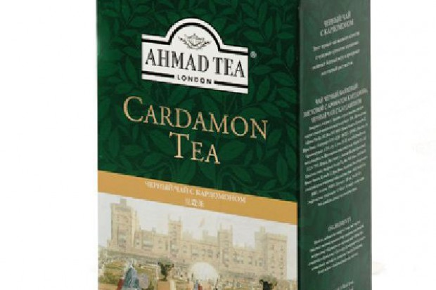 Kardamonowa herbata od Ahmad Tea