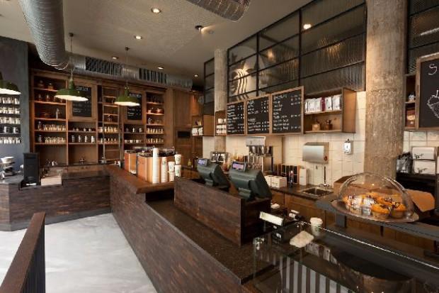 AmRest Coffee otwiera pierwszą kawiarnię Starbucks Reserve w Polsce