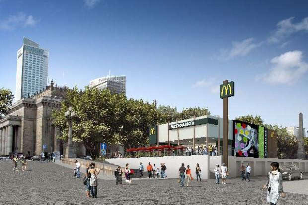 Dyrektor McDonalds nt. projektów na Euro 2012: Nie wszystko przeliczamy na pieniądze