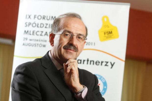 Dyrektor Krones o kierunku rozwoju technologii w mleczarstwie