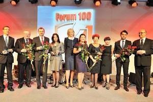 Forum 100 - Trzecie Międzybranżowe Spotkanie Kadry Zarządzającej Przemysłu Żywnościowego
