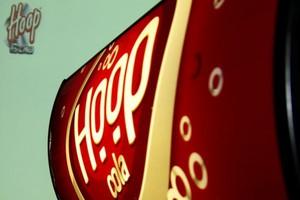 Hoop Cola chce prześcignąć Pepsi