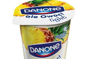 Danone obniżył prognozę zysku na 2012 r.