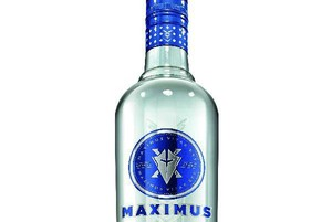 """Maximus Vodka w """"męskim"""" wydaniu"""
