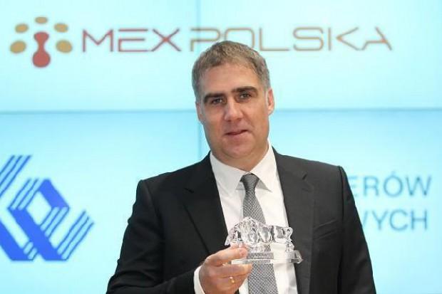 Pawał Kowalewski, prezes Mex Polska - wywiad