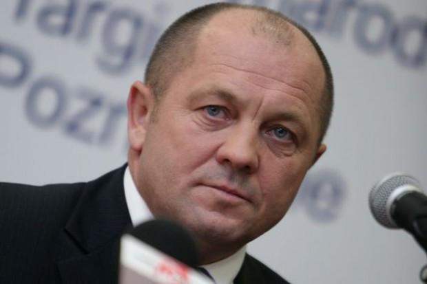 Minister rolnictwa prezentował wniosek dotyczący interwencji na rynku mleka