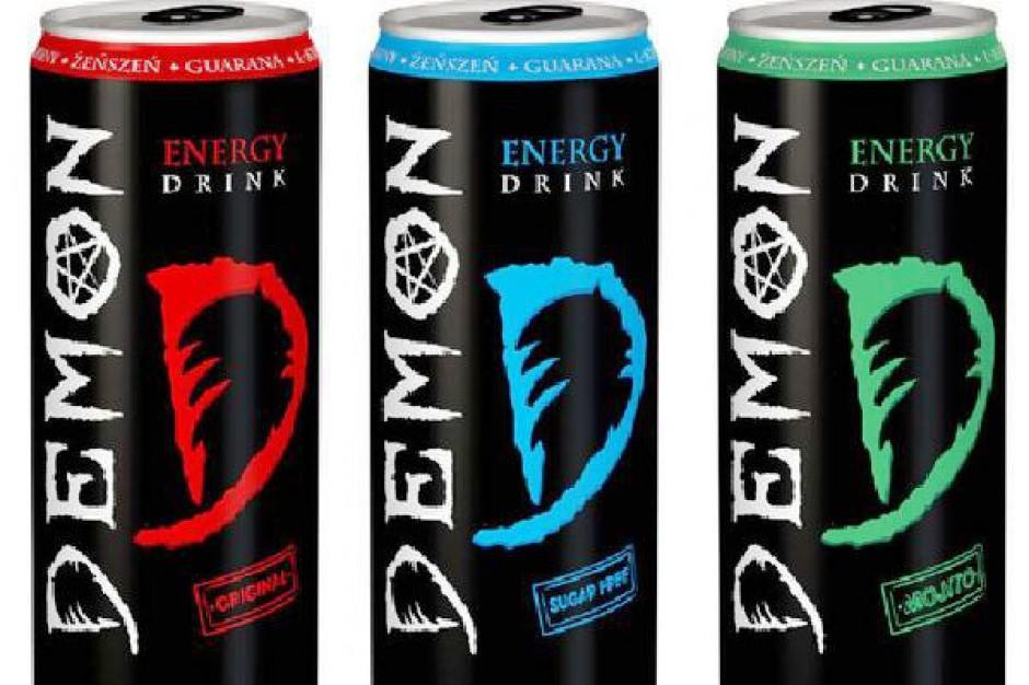 Nergal został twarzą napojów energetyzujących Demon