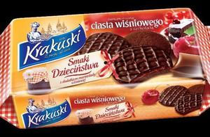 """Bahlsen wprowadza nową linię Krakusków - """"Smaki dzieciństwa"""""""