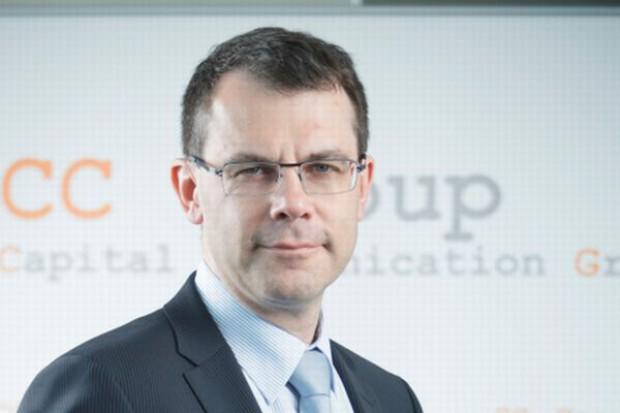 Marcin Sadlej, partner zarządzający CC Group - przeczytaj duży wywiad