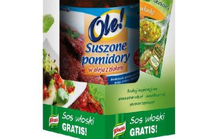 Promocyjne zestawy OLE! i Knorr
