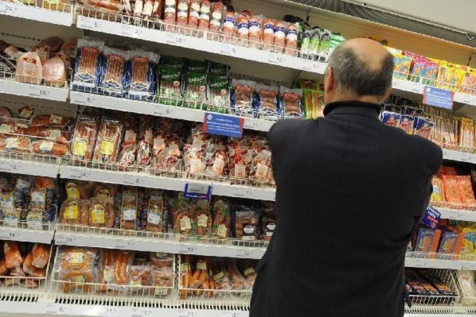W branży handlu żywnością nie łatwo o zyski