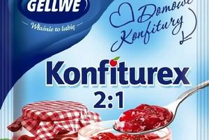 Konfiturex marki Gellwe
