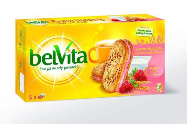 Ciasteczka BelVita nowym pomysłem na śniadanie
