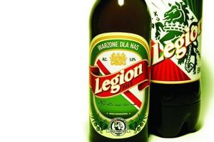 Marka piwa Legion Pils powróci na rynek