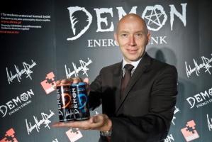 Zdjęcie numer 1 - galeria: Nergal i Demon pomogą Agros Nova podbić rynek energetyków (Galeria zdjęć)