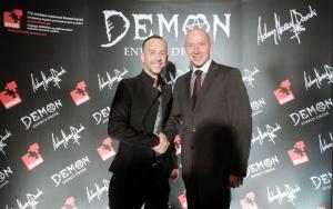 Zdjęcie numer 5 - galeria: Nergal i Demon pomogą Agros Nova podbić rynek energetyków (Galeria zdjęć)