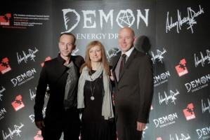 Zdjęcie numer 2 - galeria: Nergal i Demon pomogą Agros Nova podbić rynek energetyków (Galeria zdjęć)