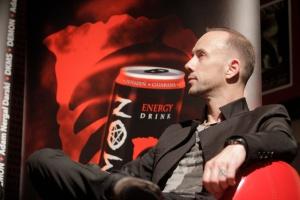 Zdjęcie numer 3 - galeria: Nergal i Demon pomogą Agros Nova podbić rynek energetyków (Galeria zdjęć)