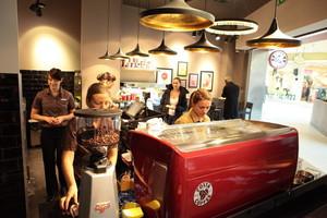 Sieci kawiarni rosną w siłę. Kryzys im nie straszny