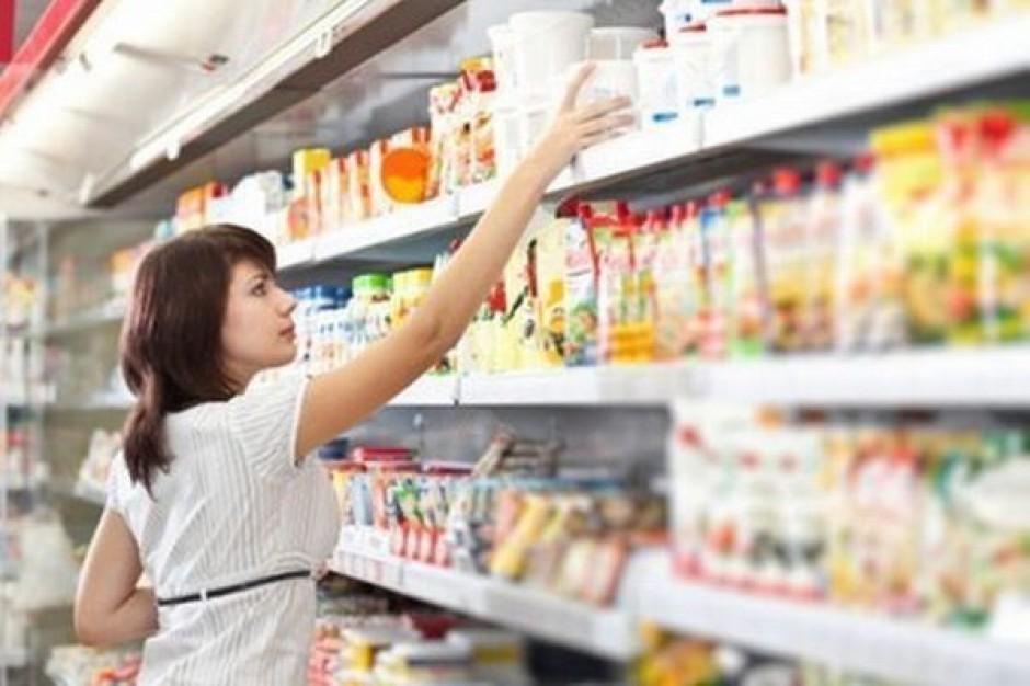 Ceny żywności napędzają inflację