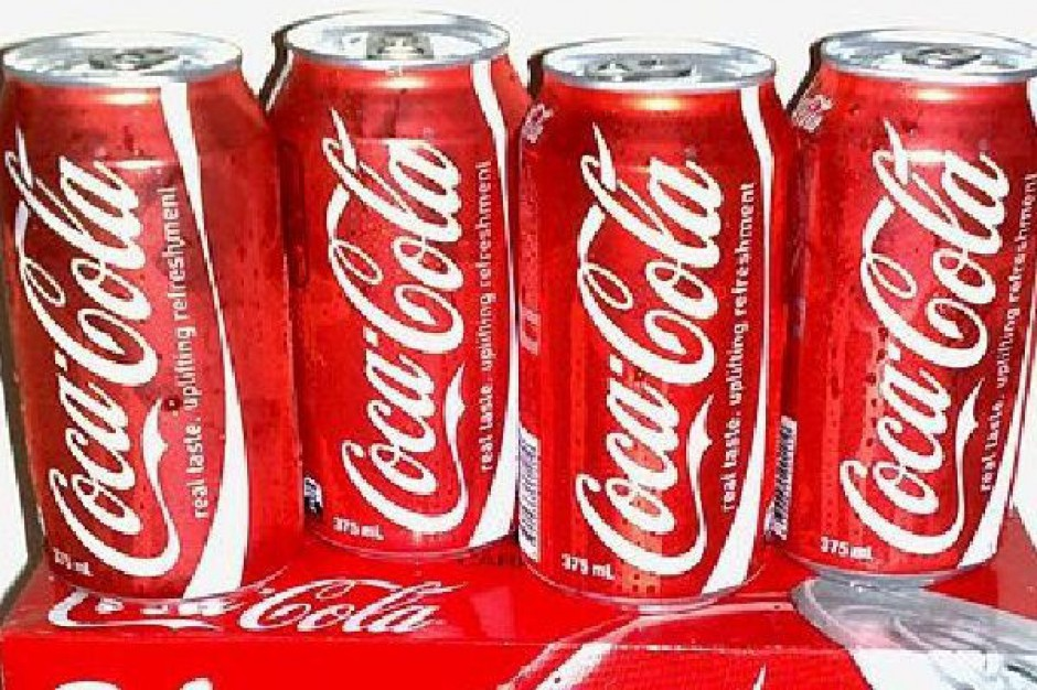 Coca-Cola chce wykorzystać potencjał produktów light
