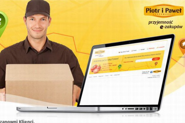 Piotr i Paweł uruchomił sklep internetowy na całą Polskę