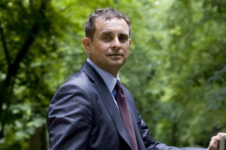 Przeczytaj cały wywiad z prezesem Otmuchowa Bernardem Węgierkiem